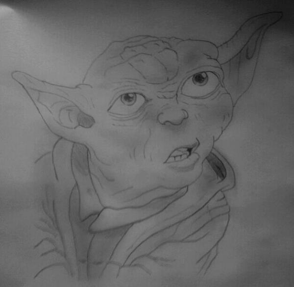 Yoda by moreno38